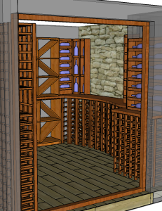 cellar design_matching view.01
