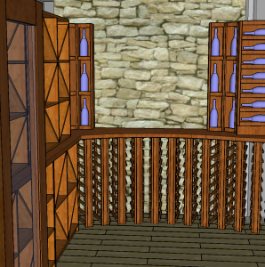 cellar design_matching view.02