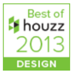 Best Of Houzz 2013 badge